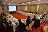 KUŞADASI BELEDİYESİ - 'Şehir Eşleştirme' Projesi Başlangıç Toplantısı Kuşadası'nda Yapıldı