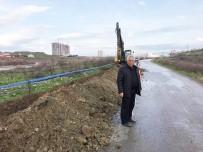 ŞEBEKE HATTI - Selvilitepe'nin İçme Suyu Hattı Yenileniyor