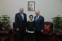 İNSAN HAKLARı - Türkiye 2'İncisi Öğrenci Ödülünü Aldı
