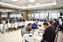 ÖĞRENCI İŞLERI - Uluslararası Öğrenciler Kahvaltıda Buluştu