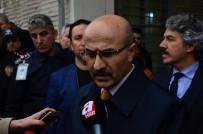 Vali Demirtaş Açıklaması '1 İşçimiz Hayatını Kaybetti, 4 İşçi Yaralandı'