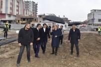 Vali Demirtaş'tan Okul İnşaatlarında İnceleme