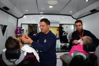 Adana'da 'Mobil Kuaför' Hizmeti