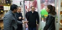 PROPAGANDA - AK Parti Heyeti Şire Pazarı Esnafıyla Bir Araya Geldi