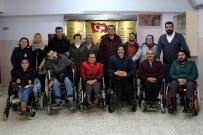 BELEDİYE MECLİS ÜYESİ - Atakum'da Engelliler, Çocuklar İçin Harekete Geçti