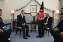 MILLI SAVUNMA BAKANı - Bakan Akar, Afganistan Cumhurbaşkanı İle Görüştü
