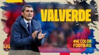 BARCELONA - Barcelona, Valverde'nin Sözleşmesini Uzattı