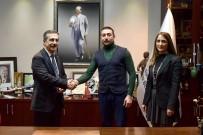PORSUK - Başkan Ataç'tan Kahraman Personele Tebrik