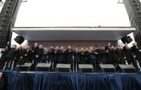 İSMET BÜYÜKATAMAN - Bursa Mitinginde Konuşan Ak Parti İl Başkanı Salman Açıklaması