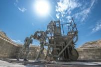 SAVAŞ MÜZESİ - 'Çanakkale Savaşları Gelibolu Tarihi Alanı Dünyanın En Çok Ziyaret Edilen 'Açık Hava Müzesi' Olacak'