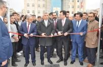 İSTANBUL AYDIN ÜNİVERSİTESİ - Cizre'de Eğitim Ve Kariyer Fuarı Açıldı