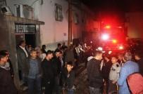 ULUDAĞ - Cizre'de Yangın Mahalleyi Sokağa Döktü