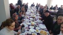 Devrek'te Şehit Aileleri Ve Gaziler İçin Kahvaltı Düzenlendi