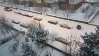 Doğu Anadolu'da Kar Yağışı Açıklaması 300 Köy Ve Mahalle Yolu Kapandı
