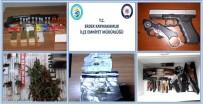Erdek'te Huzur Operasyonu Açıklaması 8 Zanlı Yakalandı