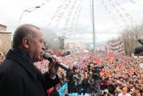 Erdoğan'dan Bursa'nın Ulaşım Yatırımlarına Takip Ve  Destek Sözü