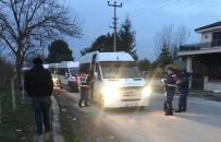 TOPLU TAŞIMA - Jandarma'dan Servis Araçlarına Sıkı Denetim
