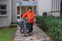 Japonya'daki Kardeşini Görmek İçin Bisikletle 15 Bin Kilometre Katedecek