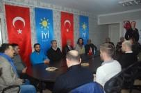 KARADENIZ - Karadeniz Ereğli'de İYİ Parti İle CHP İttifakı Koptu