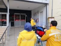 Karamürsel'de Otomobil Motosikletle Çarpıştı Açıklaması 1 Yaralı