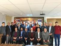 MEHMET ERDOĞAN - Kaş Ziraat Odası Şubat Meclisi