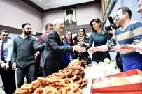 ÇİĞ KÖFTE - Kılıçdaroğlu, Sokak Ekonomisi Çalıştayı'na Katıldı