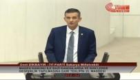 SÜLEYMAN ŞAH - Milletvekili Dikbayır'dan 'Beka Sorunu' İddialarına Cevap
