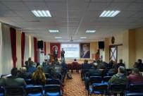 BESLENME DOSTU - Okul Sağlığı Bilgilendirme Toplantısı