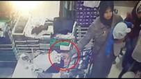 20 DAKİKA - (Özel) Hırsızlığa Çocuğunu Da Alet Etti
