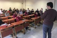 İNTERNET SİTESİ - PAÜ'de Bilişim Alanında 1 Ay Sürecek Eğitimlere Başlandı