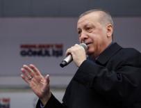 SERBEST PIYASA - Peribacaları'ndaki İnşaat İçin Erdoğan'dan Talimat
