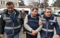ALTUNTAŞ - Samsun'da Cinayet Zanlısı Çelik Yelekle Adliyeye Çıkarıldı