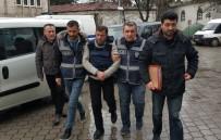 ALTUNTAŞ - Samsun'da Cinayet Zanlısı Tutuklandı