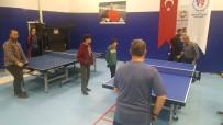 SPOR MERKEZİ - Soğuk Hava Sıcak Salon Ailecek Spor