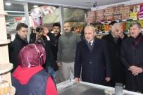 KARADENIZ TEKNIK ÜNIVERSITESI - Ulaştırma Ve Altyapı Bakanı M. Cahit Turhan Memleketi Trabzon'da