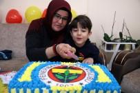 DOĞUM GÜNÜ - 'Umut'landıran Müjdenin Ardından Pastalı İlk Doğum Günü Kutlaması