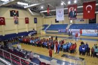 GENÇLİK VE SPOR İL MÜDÜRÜ - Voleybol Çeyrek Final Müsabakaları Başladı