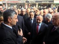 GARNİZON KOMUTANI - Zonguldak'ta 'Hayır Çarşısı' Açıldı