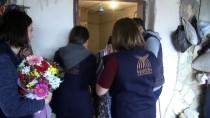 SOSYAL HİZMET - 70 Yıldır Evli Olan Çifti Gençlerle Buluşturdular