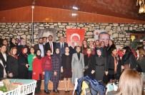SES SANATÇISI - AK Parti İl Kadın Kolları Başkanı Büyükdağ Açıklaması 'Çok Önemli Bir Virajdayız'