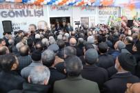 SELAHATTIN GÜRKAN - AK Parti'nin Seçim Bürosu Açıldı
