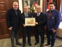 ATHLETIC BILBAO - Altınordu'nun Başkanı Özkan'dan Kocaoğlu'na Davet