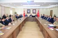 Ardahan'da Seçim Güvenliği Toplantısı Yapıldı