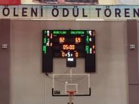 BAĞCıLAR BELEDIYESI - Bağcılarlı Engelli Basketçiler, Galatasaray'ı Devirdi