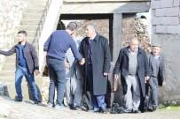 Başkan Arslanca, Çüngüşlülerle Bir Araya Gelmeye Devam Ediyor