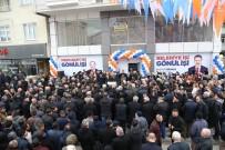 BİLGİ EVLERİ - Başkan Eroğlu'dan Yerel Kalkınma Hamlesi