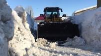 Bingöl'de Kar Nedeniyle Kapanan 150 Köy Yolu Ulaşıma Açıldı