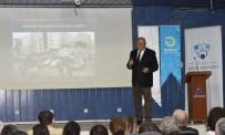 YıLDıZ TEKNIK ÜNIVERSITESI - Çorlu'da 'Deprem Ve Şehir Afetleri' Paneli Düzenlendi