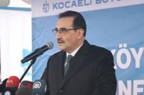 HÜSEYİN ÜZÜLMEZ - Enerji Ve Tabii Kaynaklar Bakanı Fatih Dönmez Açıklaması