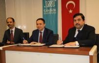 İŞBİRLİĞİ PROTOKOLÜ - ERÜ'de 'Bilim İnsanı Yetiştirme Grubu Çalıştayı' Düzenlendi